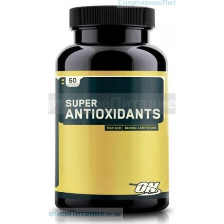Super Antioxidants 60 капс
