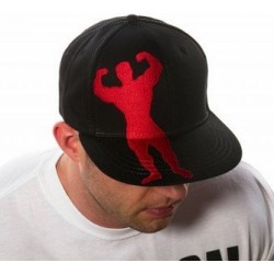 Signature Series Red Man Snapback Кепка
