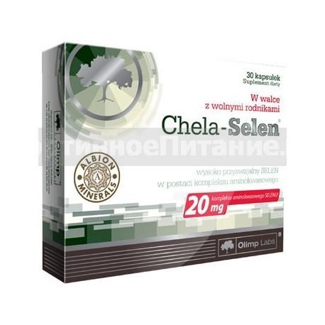 Chela-Selen 30 капс
