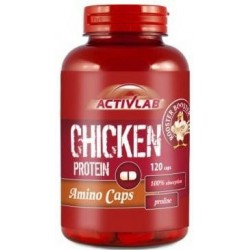 Chicken Protein Amino Caps 120 капс