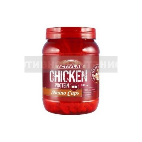 Chicken Protein Amino Caps 240 капс