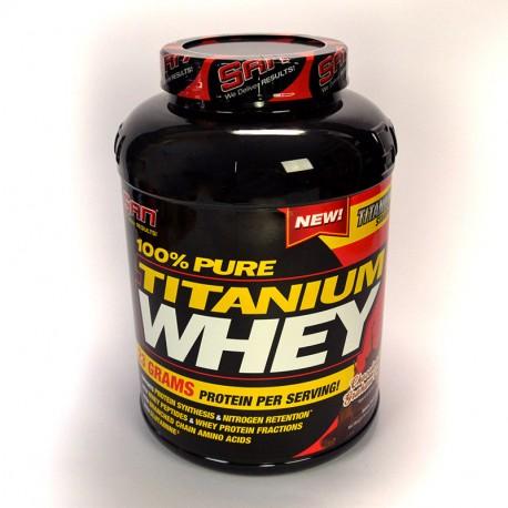 100% Pure Titanium Whey 2270 грамм