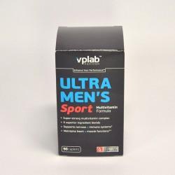 Ultra Men's Sport multivitamin 90 caplets
