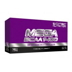 Mega BCAA 1400 120 капс
