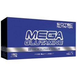 Mega Glutamine 120 капс