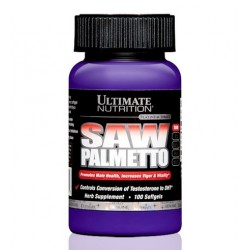 Saw Palmetto 100 softgels