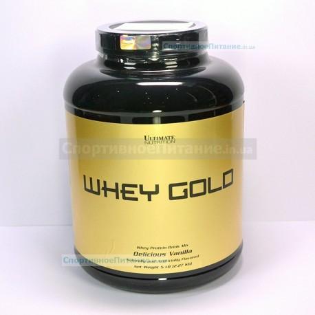 Whey Gold 2.27 кг