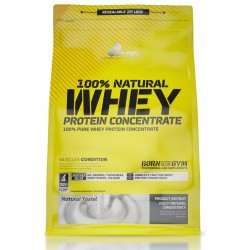 100 % Natural Whey Protein Concentrate 700 г