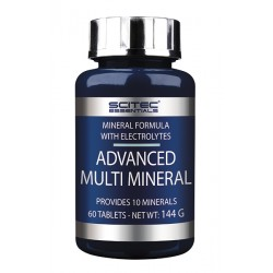 Advanced Multi Mineral 60 таб