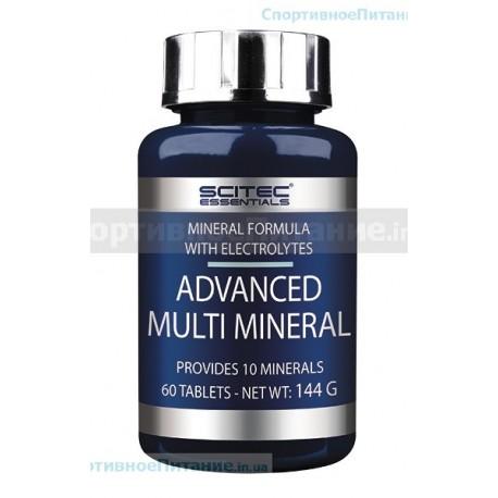 Advanced Multi Mineral 60 таб
