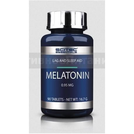 Melatonin 0.95 мг 90 таб