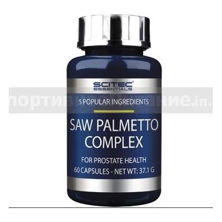 Saw Palmetto Complex 60 капс