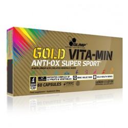Gold Vita-min Anti-Ox Super Sport 60 капс