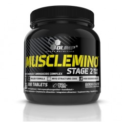 Musclemino stage 2 300 таб