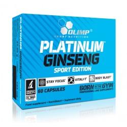 Platinum Ginseng Sport Edition 60 капс