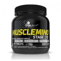 Musclemino stage 1 300 таб