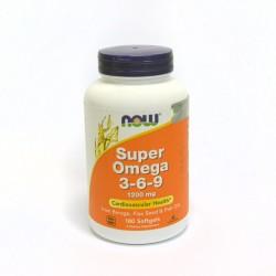 Super Omega 3-6-9 1200 мг 180 Softgels