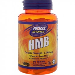 HMB Double Strength 1000 mg 90 таб