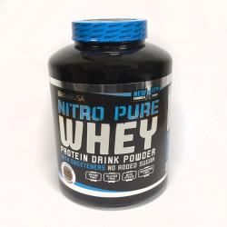Nitro Pure Whey Gold - 2270 г