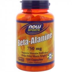 Beta-Alanine 750 mg 120 капс