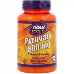 Pyruvate 600 mg 100 капс