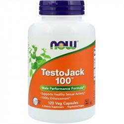 TestoJack 100 120 капс