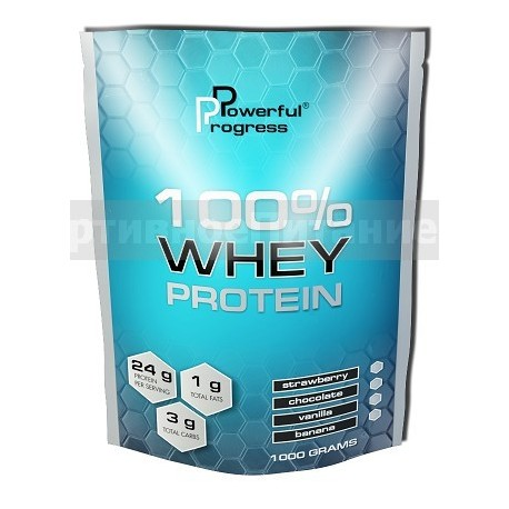 100% Whey Protein 1000 г