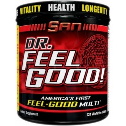 Dr. Feel Good! 224 VitaAktive Tablets