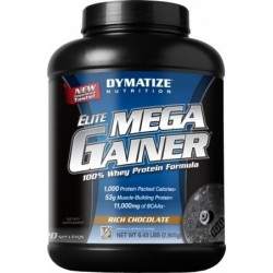 Elite Mega Gainer - 2.8 кг