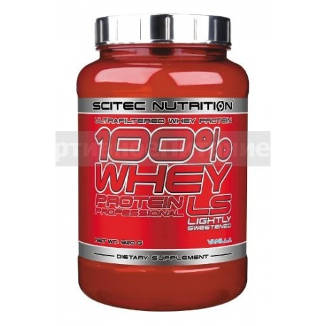 100% Whey Protein Professional LS 920 г
