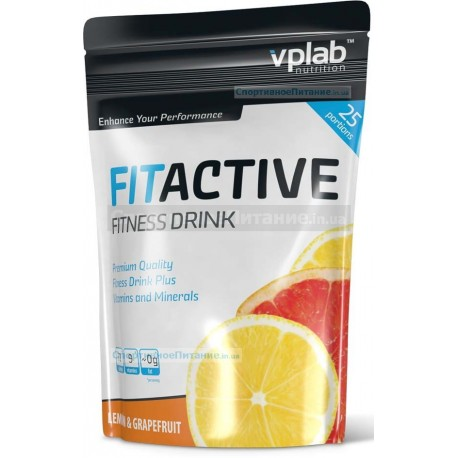 FIT ACTIVE FITNESS DRINK 500 г