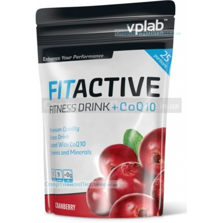 FitActive + Coenzyme Q10