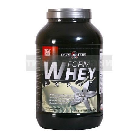Form Whey Basic 2500 г