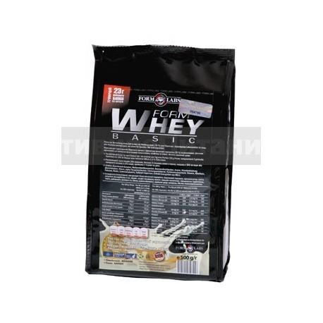 Form Whey Basic 500 г
