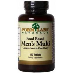 Food Based Men's Multi Vitamins 60 120 таб