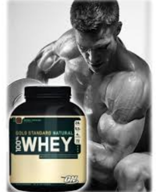 Natural 100% Whey Gold Standard 2.2 кг