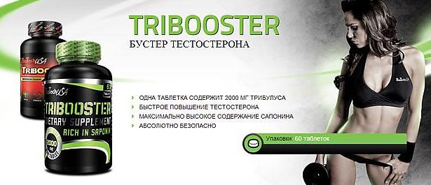 Tribooster 2000 мг 120 таб