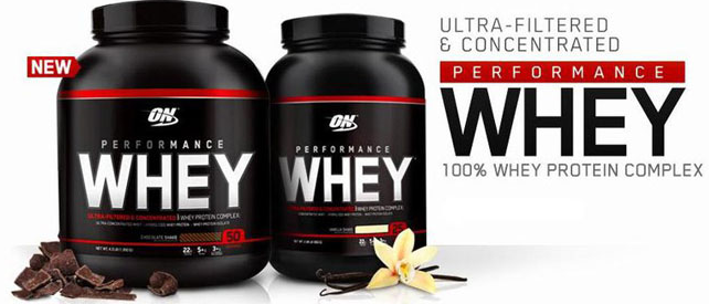Performance Whey 1.9 кг