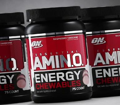 Amino Energy Chewables 75 таб