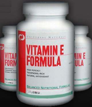 Vitamin E Formula 100 softgels