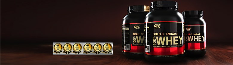 100% Whey Gold Standard 2,27кг от Optimum Nutrition купить